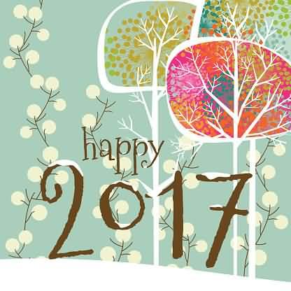 Amazing Happy New Year 2017 Wishes Image
