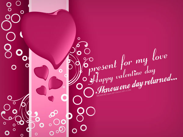 Amazing Happy Valentine Day Love Quotes Image
