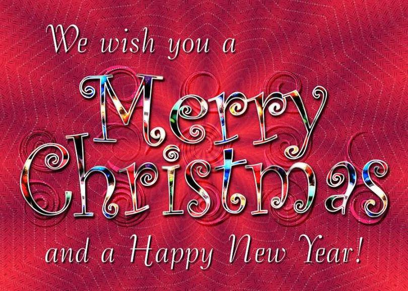 Amazing Merry Christmas E Card
