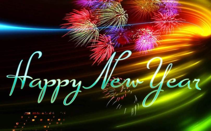 Awesome New Year Wishes Image