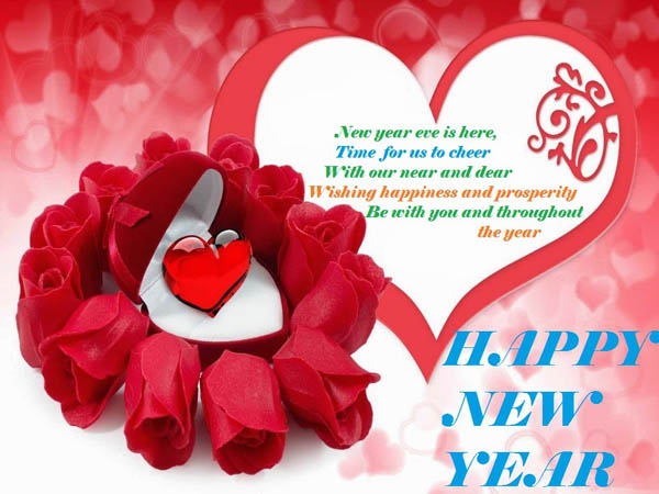 Awesome Quotes Happy New Year Wishes Image