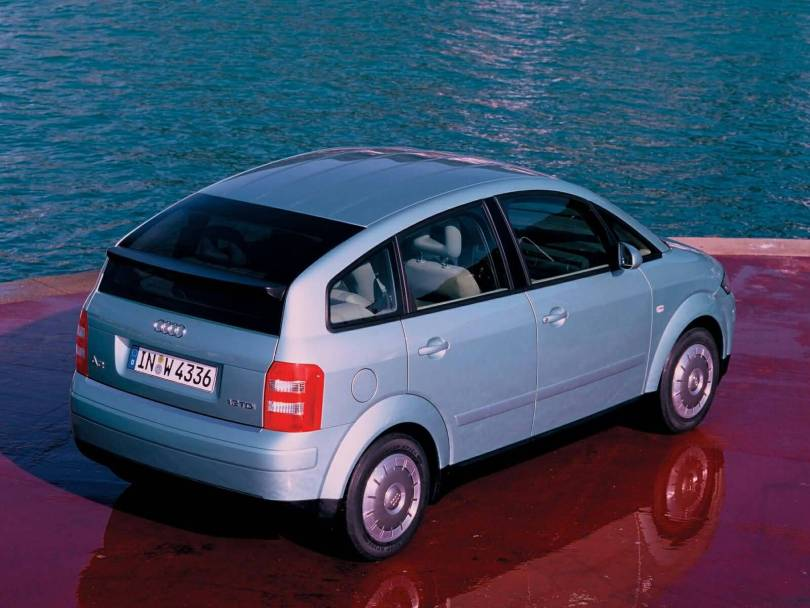 Awesome look Audi A2 Car