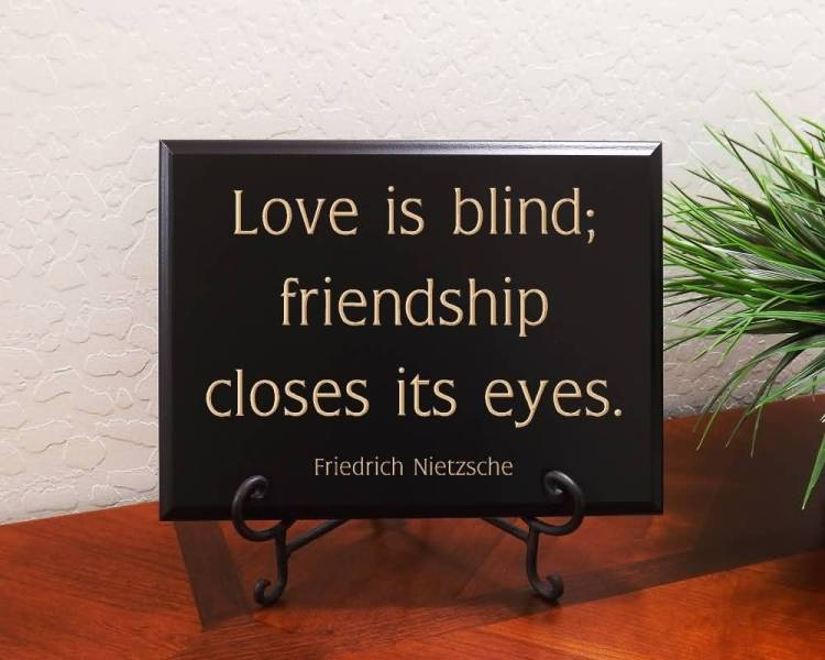 Bae Quotes Friendship Is The Eyes Of Person Who Bliend In Love