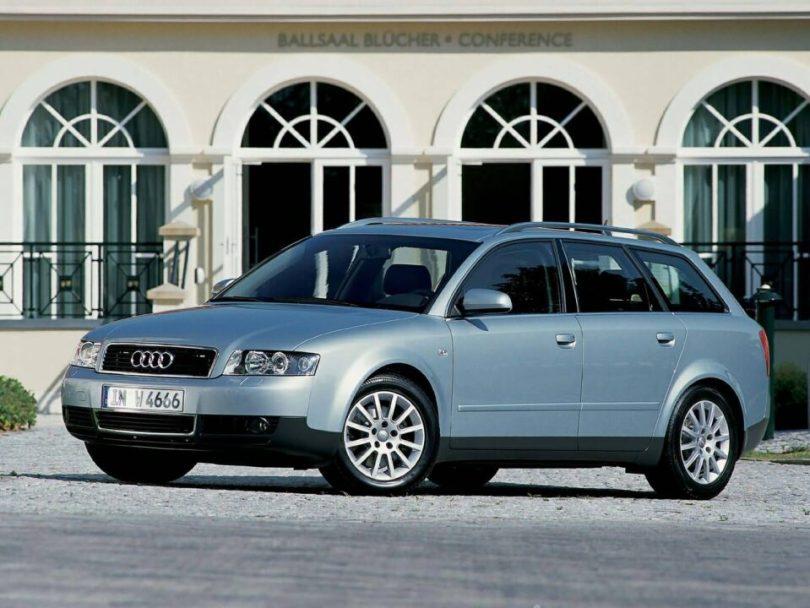 Beautiful Audi A4 Avant Car (2)