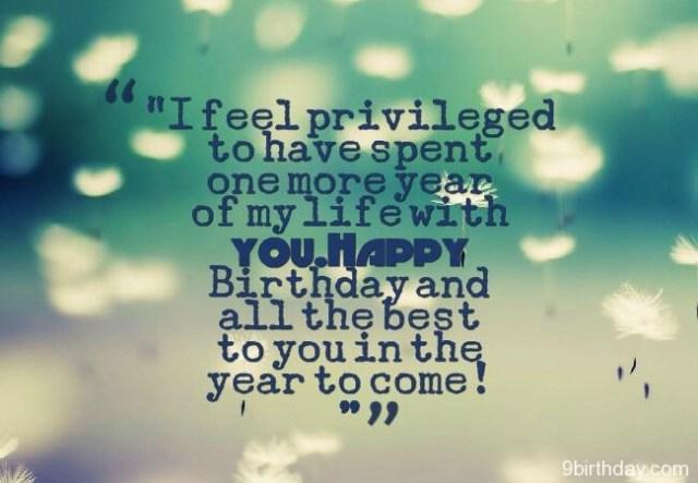 Beautiful Birthday Quotes Image