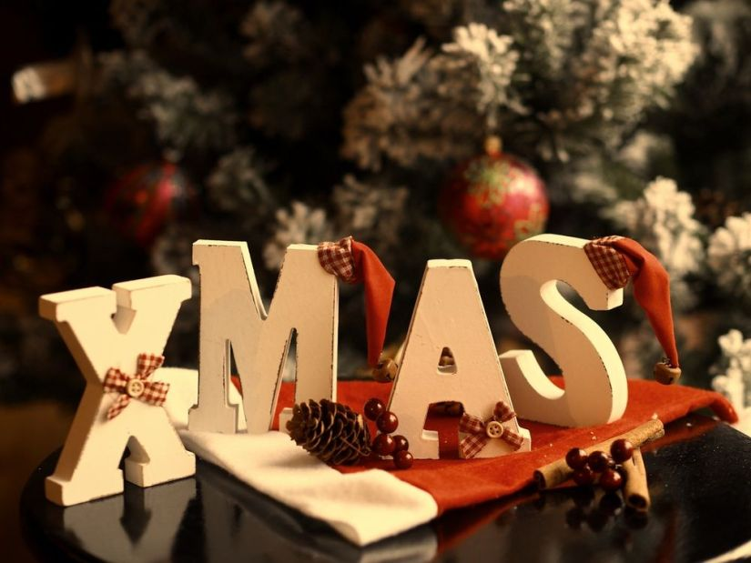 Beautiful Christmas Wishes Image
