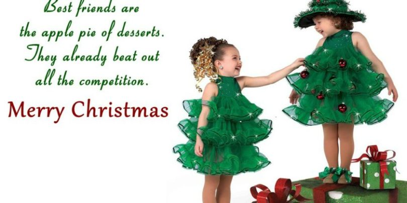 Beautiful Christmas Wishes To Best Friends