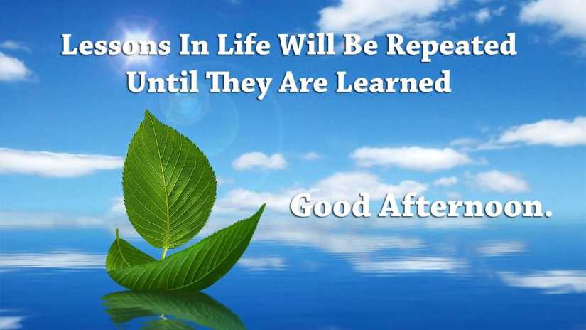Beautiful Message Good Afternoon Image