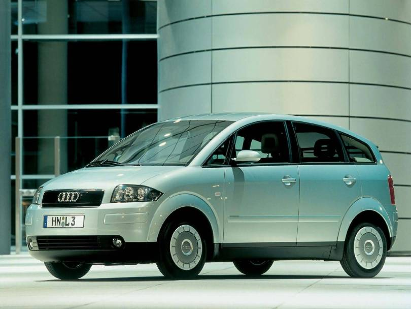 Beautiful look Audi A2 Car