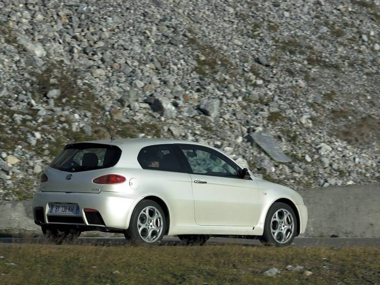 alfa romeo 147 white - photo #39