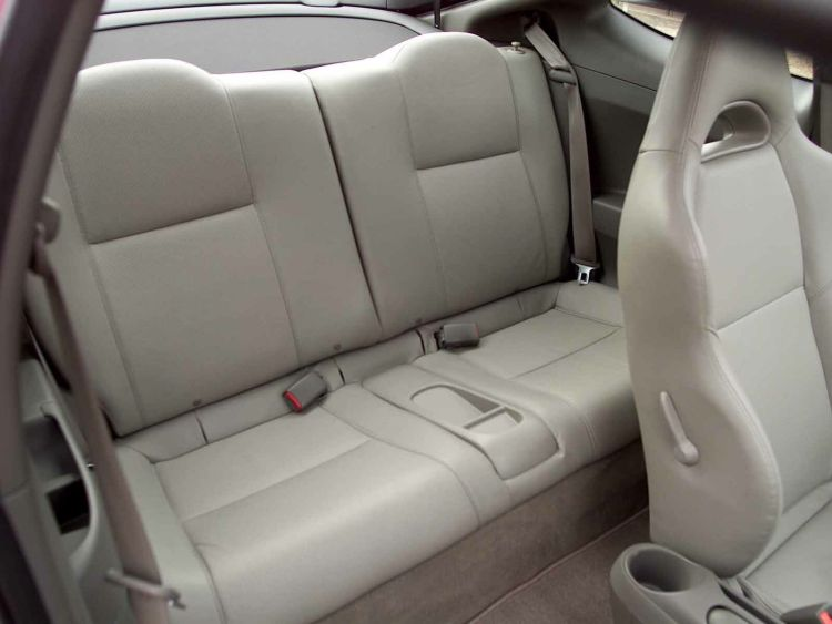 Best Acura RSX Car white seat inner view