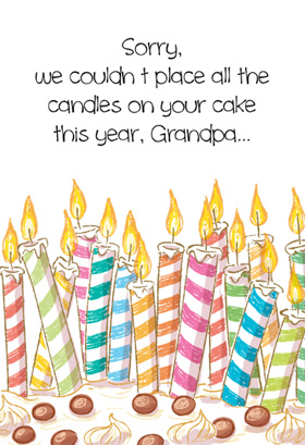 Best Grandpa Birthday Wishes Message Image
