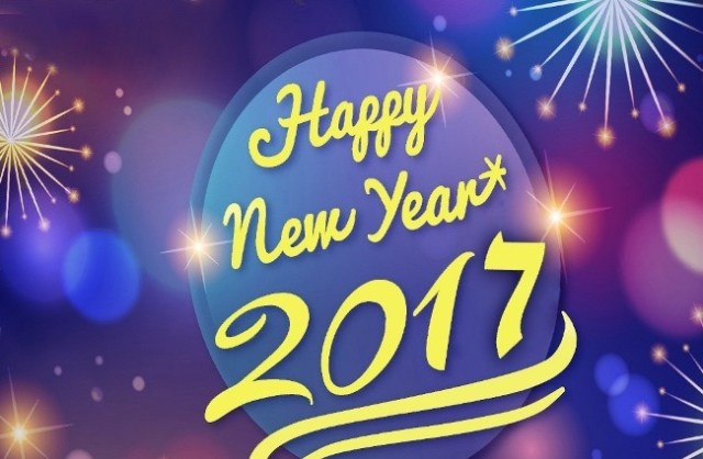 Best Wishes Happy New Year 2017 Great Image