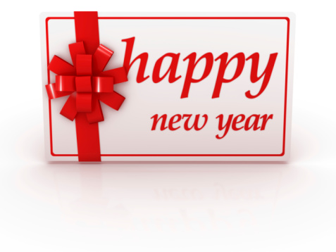 Best Wishes Happy New Year Greeting Card Wishes Image