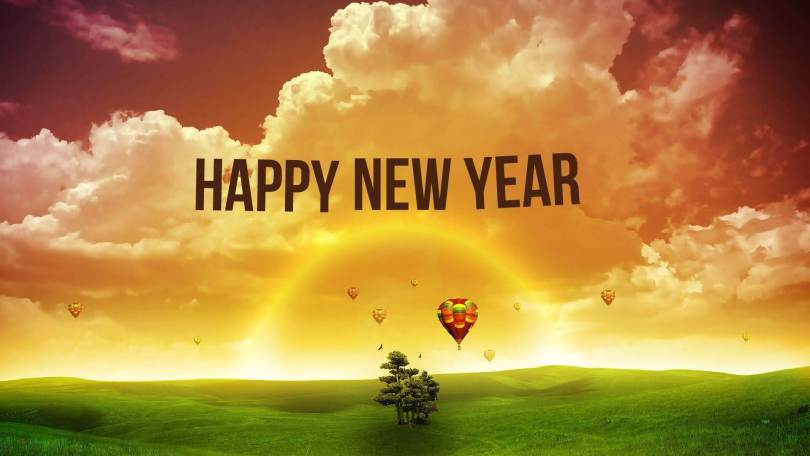 Best Wishes Quotes Happy New Year Wallpaper