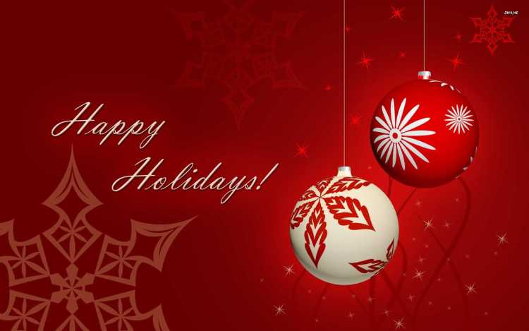 Best happy Holiday Wishes Wallpaper