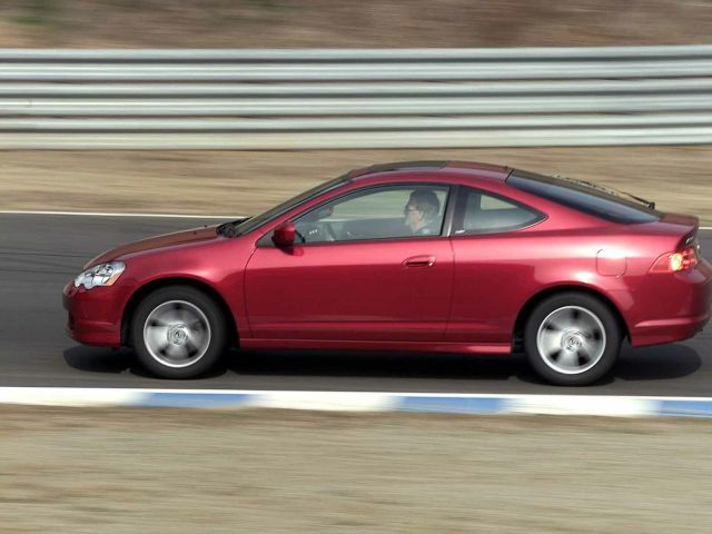 Best red color Acura RSX Car on the road
