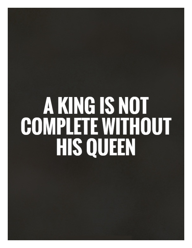 Black Queen Quotes A king