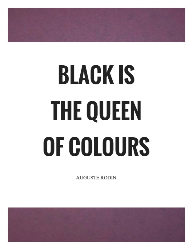Black Queen Quotes Black