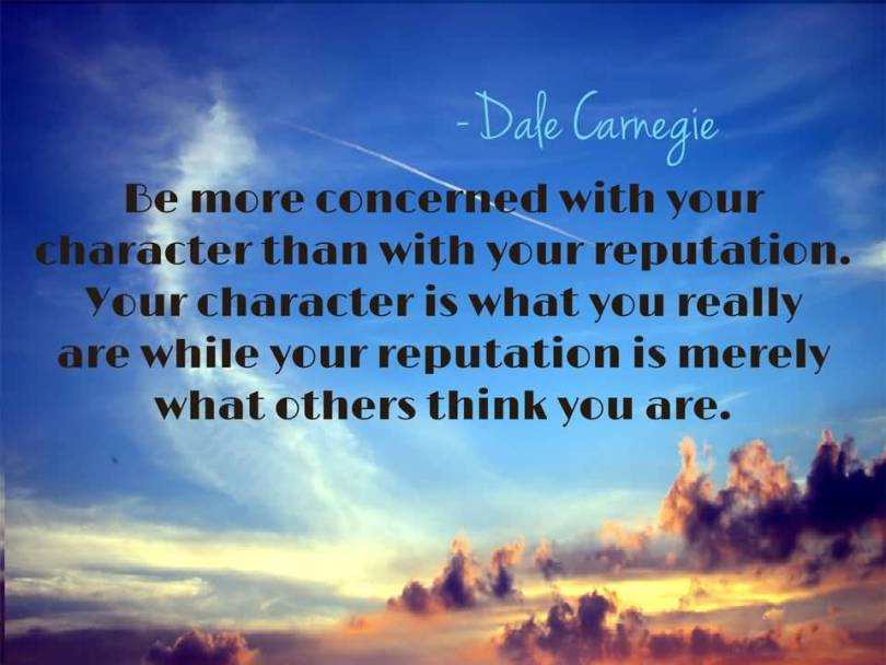 Character Quotes Be More Concerned With Your