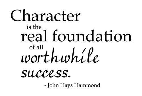 Character Quotes Sayings 07