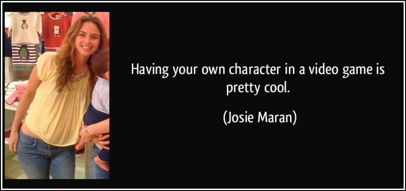 Character Sayings Having Your Own
