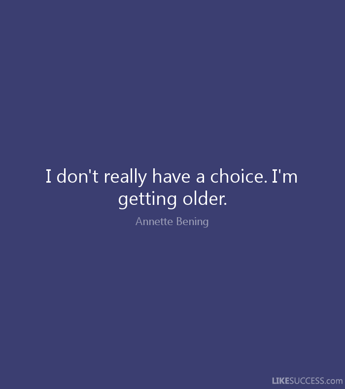 Choice Sayings I don't really have