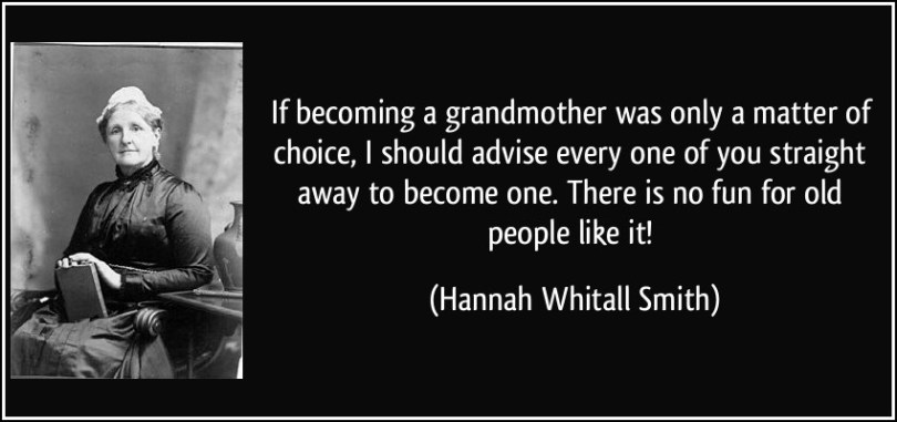 Choice Sayings If Becoming A Grandmother