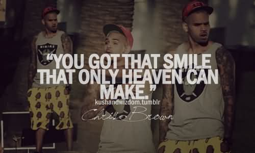 Chris Brown Quotes Sayings 05