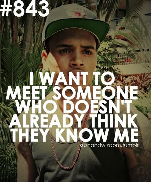 Chris Brown Quotes Sayings 06