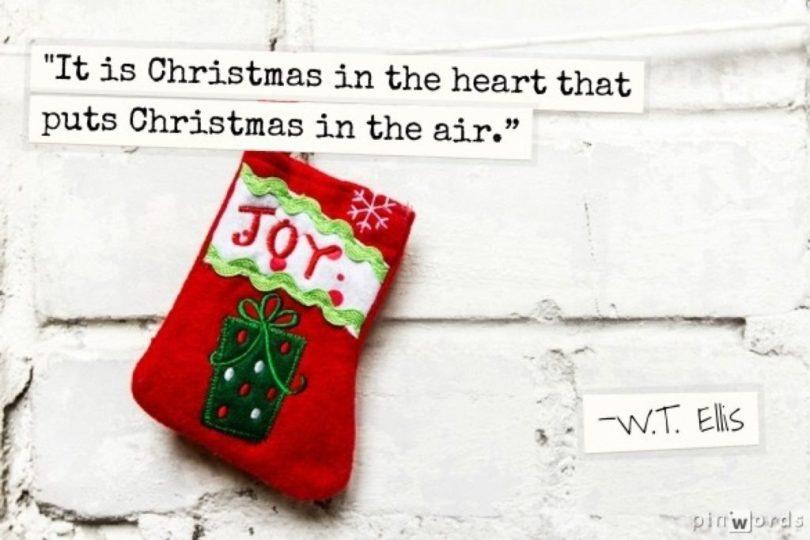 Christmas Greeting Message Image