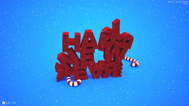 Cool Happy New Year Wishes Image