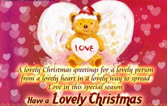 Cute Christmas Wishes For Special Friends