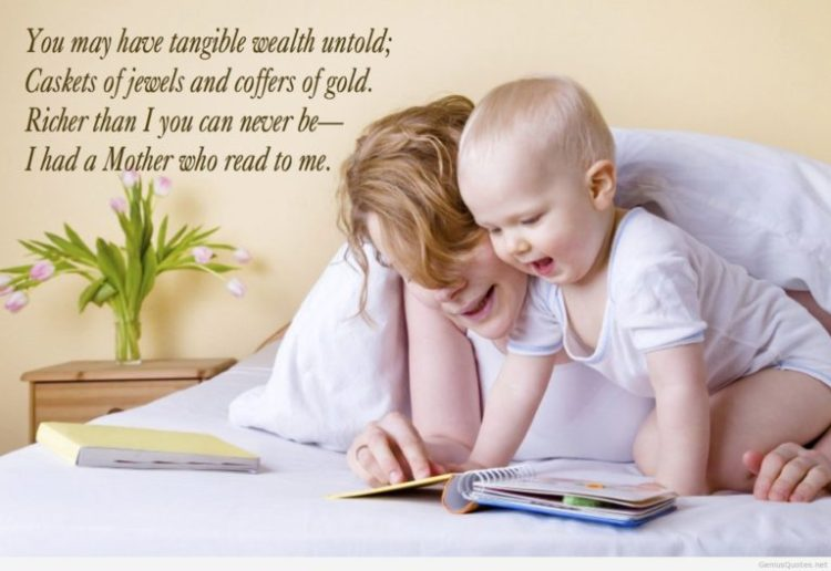 Cute Mothers Day Wishes Image