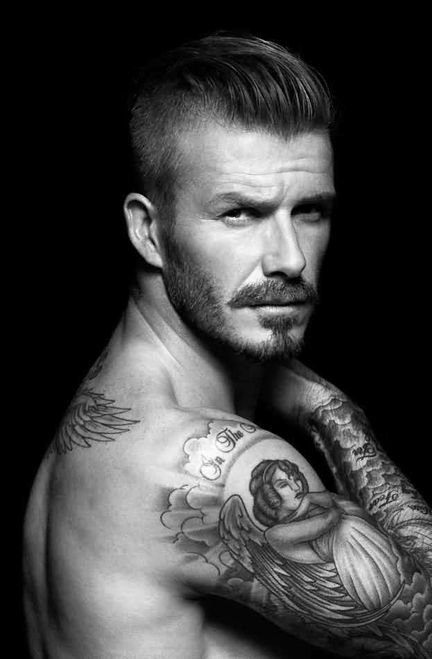 David Beckham Tattoo002