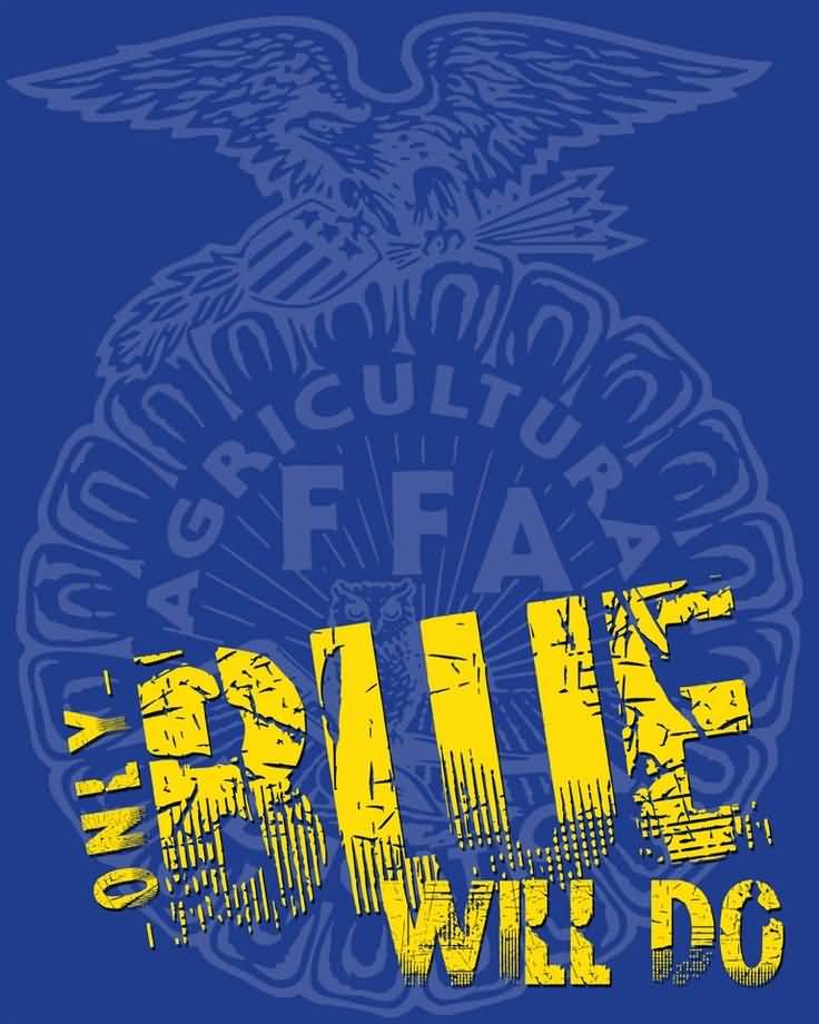 FFA Quotes Only blue will do