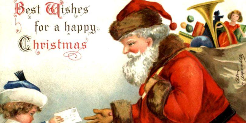 Fabulous Greeting Merry Christmas