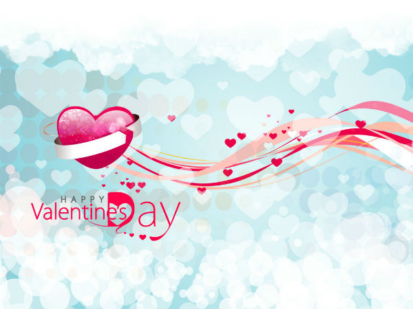 Fabulous Happy Valentine Day Greetings Image