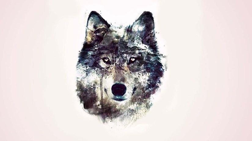 Fabulous Work For The Wolf 4K Wallpaper