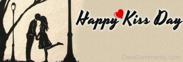 Facebook Cover Picture Happy Kiss Day