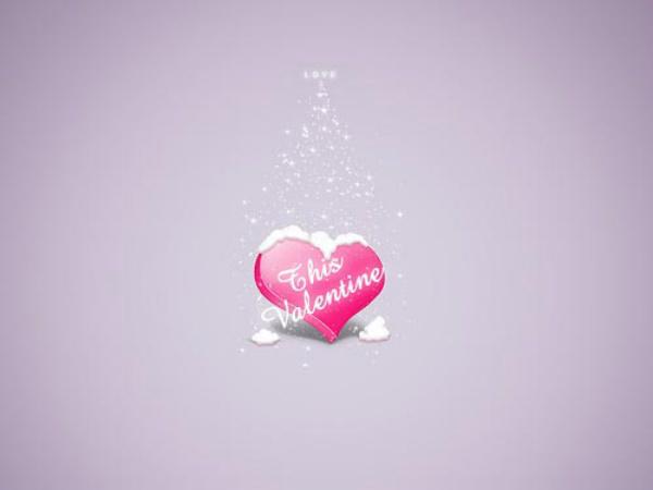 Facebook Happy Valentine Day Image