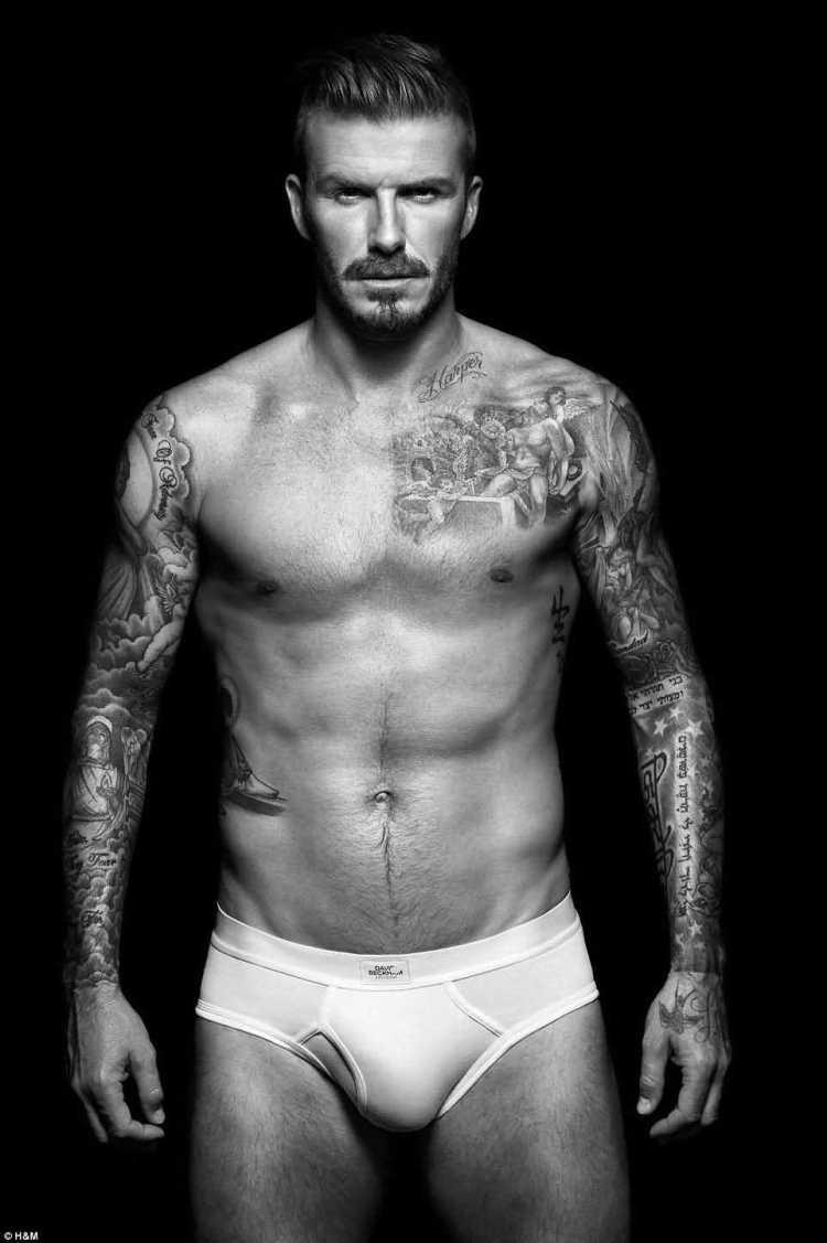 David Beckham Tattoo010