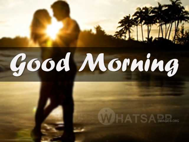 Fantastic Good Morning Wishes For Lover Image