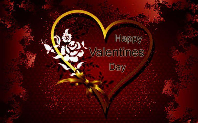 Fantastic Happy Valentine Day Picture