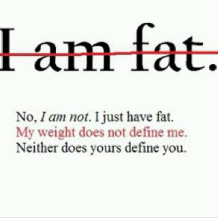 Fat Quotes I am fat no i am not i just have fat