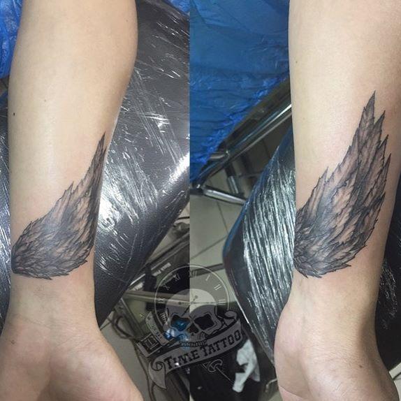 Wrist Tattoo031