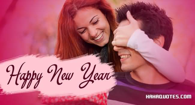 Friend Happy New Year Greetings Picture
