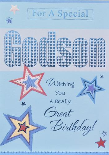 Godson Quotes For a special godson wishing you a really great birthday