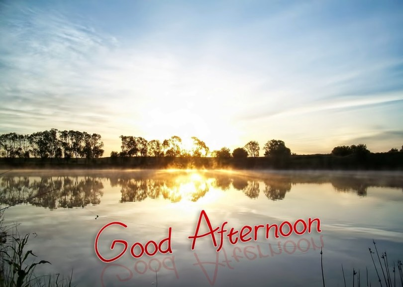 Good Afternoon Wishes Wallpaper