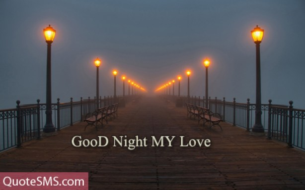 Good Night My Love Image